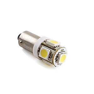 LED H6W Lamp PL-BA9S / BAX9s-5-5050